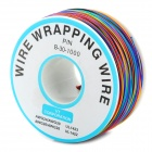 High Temperature Resistant Wrapping Wire for DIY - Multicolor (250m)