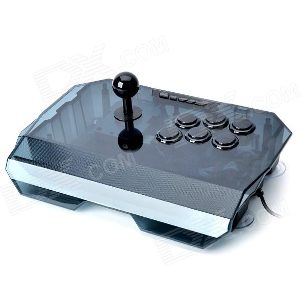 Qanba N1-Q USB Arcade Joystick Controller for PS3 / PC - Black