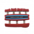DEDO MA-43 Hand&Piano Grip Finger Trainers Dynamics - Red (5~25KG)