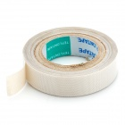 0.13mmX13mmX10m High Temperature Resistant Adhesive Tape - Beige