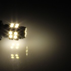 T10 / W5W 2W 180lm 20 x SMD 3528 LED Warm White Car Side Light / Reading lamp - (12V / 2 PCS)