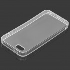 Protective Silicone Matte Case for IPHONE 5 / 5S - Translucent White