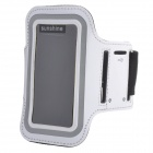 Sports Velcro Band Armband for Samsung Galaxy S4 Mini / i9190, Galaxy S3 Mini / i8190 - White