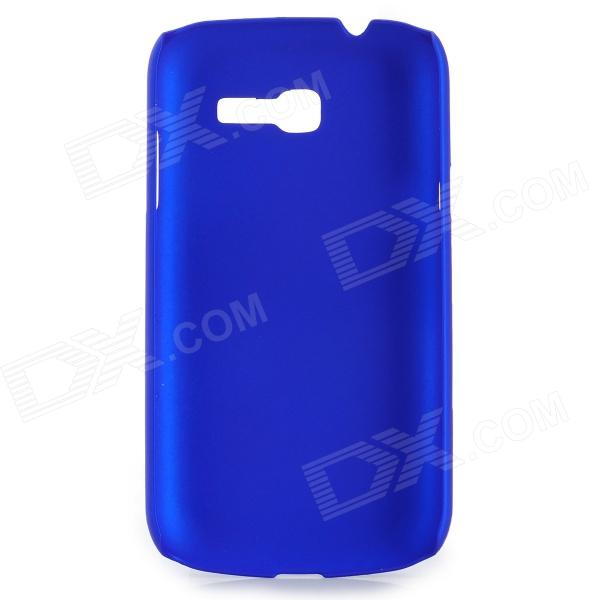 Protective matte back case for samsung galaxy trend lite s7390 s7392 blue free shipping - Samsung galaxy trend lite s7390 ...