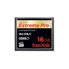 SanDisk 16GB Extreme Pro CompactFlash Flash Memory Card 160MB/s