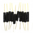 BONATECH Normally Closed Dry Reed Pipe Plastic Type - Black (10 PCS)