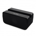 HIG-SEE BT58 Mini-movie bluetooth/TF Play Station Speaker for IPHONE / IPAD / IPOD - Black