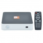 BangYing D1310 Android 4.2.2 Dual-Core HD Network Player w/ 1GB RAM, 4GB ROM - White + Black