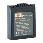 DSTE S006E BMA7 Battery For Panasonic LUMIX DMC-FZ28 FZ18 FZ30 FZ50FZ8 LEICA V-LUX1 Digital Cameras