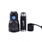 TrustFire N8 LED 3-Mode 800LM White Flashlight w/ USB Output Interface - Black (1 x 18650)