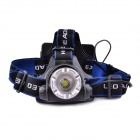 UltraFire L-25 CREE XM-L T6 3-Mode 800LM Retractable Zooming Headlamp - Black (1 / 2 x 18650)
