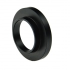 HighPro 37mm CNC legering aluminium linsen Converter Ring Adapter for Gopro Hero 3 3 +