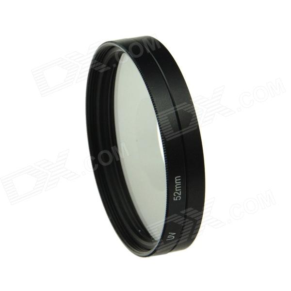 HighPro 52mm Converter + FPV Lens UV Ultra Violet Filter  Filter for Gopro Hero 4/3/ 3+ professional high transmittance 37mm fpv protective uv lens for gopro hero 4 3 hero3