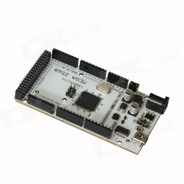 ChuangZhuo Mega 2560 R3 ATmega2560-16AU Board + USB Cable for Arduino / Support Input Current 2A laserjet engine control power board for hp m2727 m2727nf m2727nfs 2727 2727nf rm1 4941 rm1 4940 voltage power supply board