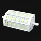 SENCART R7S 8W 400lm 6000K 36 x SMD 5060 LED White Light Lamp - White (AC 85~265V)