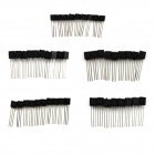 BONATECH Commonly Used Small Power Transistor Set - Black (110 PCS)