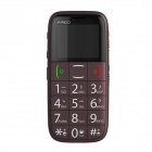 "ARCCI S728S Bar Phone w/ 1.77"" / SOS / FM / Bluetooth for Elderly - Coffee"