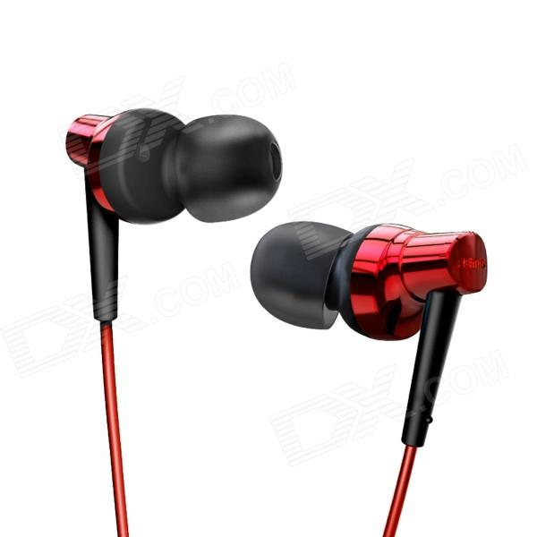 REMAX 575 Professional In-Ear Earphone Headset w/ Microphone for Android Phone бутсы футбольные nike hypervenom phantom iii df fg 860643 414 sr син бел