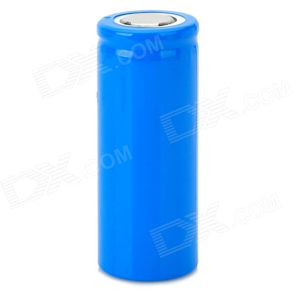 QUICKMAN 26650 2500mAh 3.7V Rechargeable Li-ion Battery - Blue