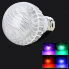 Zweihnder Z-090 E27 5W 280lm LED RGB Light Lamp Bulb w/ 24-Button IR Remote Controller - (85~265V)