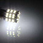 BA15S / 1156 2.5W 200lm 54 x SMD 1210 LED White Car Reversing Light / Steering / Tail Lamp - (12V)