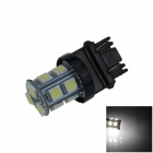 3157 / 3156 2.5W 250lm 13 x SMD 5050 LED White Light Car Steering / Brake / Backup / Tail Lamp (12V)