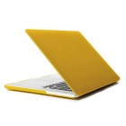 "ENKAY Matte Protective Case for ""13-inch MacBook Pro with Retina Display"" - Yellow"