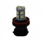 H11 2.5W 250lm 13 x SMD 5050 LED White Light Car Foglight / Tail Light - (12V)