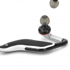 QUICKMAN Sports Bluetooth V4.0 Headband Headphone w/ Microphone - Black + White + Multicolored