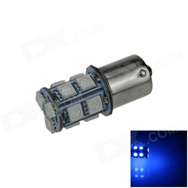 1156 / BA15S 3W 200lm 13 x SMD 5050 LED Blue Car Signal Light / Steering / Backup Lamp - (12V)
