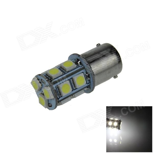 1156 / BA15S 3W 200lm 13 x SMD 5050 LED White Car Signal Light / Steering / Backup Lamp - (12V)