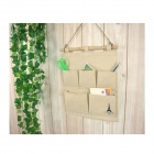 Diablement Fort Five Little Storage Bag Organiser - Beige