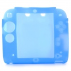 Stylish Protective Silicone Case for 2DS - Blue