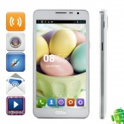 "JIAKE N900W Android 4.2.2 Quad-core WCDMA Bar Phone w/ 5.5"" QHD, Wi-Fi and GPS - White"
