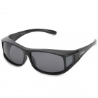 CARSHIRO DY007 Outdoor Sports UV400 Protection Polarized Sunglasses - Black