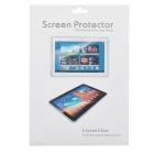 Dust-Proof Anti-Scratch PET Mirror Screen Guard Protector for IPAD AIR - Transparent