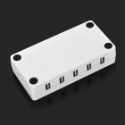 ORICO DCH-5U USB 5-Port Travel Wall Charger for Digital Camera / Tablet PC + More - White