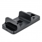 DOBE TP4-002 Dual Charging Dock for PS4 Controller - Black