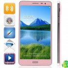 "KVD N9000 MTK6592 Octa-Core Android 4.3 WCDMA Bar Phone w/ 5.7"" FHD IPS, OTG, Wi-Fi and GPS - Pink"
