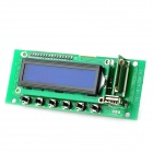 LSON 12V MP3 / WMA Decode Bluetooth Amplifier Board - Green + Black