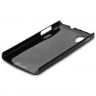 Protective PU + ABS Back Case for LG Nexus 5 - Black