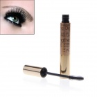 iMit TM010 kosmetisk Makeup Fungal bli Warped tykk svart vannfast Mascara - Golden (10mL)