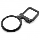 Filter Adapter + 58mm MC-UV Set for GOPRO Hero 3 / 3+ - Black