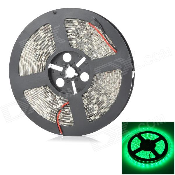 5050 Waterproof 72W 3000lm 300-5050 SMD LED Green Light Strip (5m / DC 12V) hghomeart kids led pendant lights basketball academy lights cartoon children s room bedroom lamps lighting
