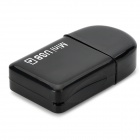 Mini USB to TF Micro SD Card Reader - Black