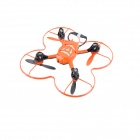 4-Channel 2.4G Radio Controll Aircraft with 6-axis Gyro - Black