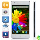 "Elephone P7 mini MTK6582 Quad-Core Android 4.2.2 WCDMA Bar Phone w/ 5.0"" IPS, FM, Wi-Fi, GPS - White"