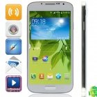 "KVD i9502+ MTK6572 Dual-core Android 4.2.2 WCDMA Bar Phone w/ 5.0"", 4GB ROM, Wi-Fi, GPS - White"