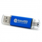 Taou kk USB 2.0 + Micro USB OTG USB Flash Drive - White + Blue (32 GB)