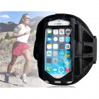 Protective Mesh Sports Armband for IPHONE 5 / 5S - Black